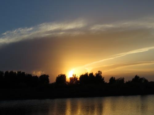 Sunset June 16