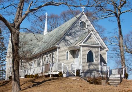 St Gabes chapel
